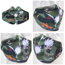 Naruto Shippuden - Mascherina con Akatsuki - Facemask Mask Kakashi Hatake