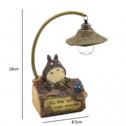 Il Mio Vicino Totoro - My Neighbour Totoro - Lampada Led - Totoro