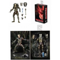 Predator - The Predator Movie - Ultimate Jungle Hunter Predator - Action Figure by Neca/Reel Toys