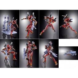 Bandai Metal Build - Neon Genesis Evangelion - Eva-02 Production Mode