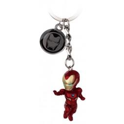 Marvel Comics - Keyring - 3D Metal/PVC - Avengers Endgame - MK LXXXV Iron Man Suit - Egg Attack