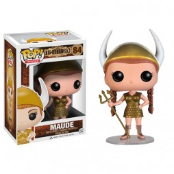 POP! Movies 084 Il Grande Lebowski Maude Deformed Vinyl Figure
