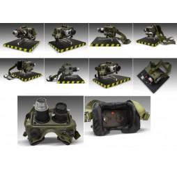 Ghostbusters - Gli Acchiappafantasmi - 1/1 SCALE Prop Replica - Ecto Goggles 154/500