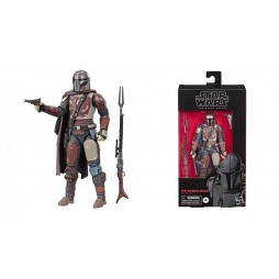 Star Wars - The Black Series - 6 Inch Action Figure - #94 - The Mandalorian S1 - Mando - Hasbro