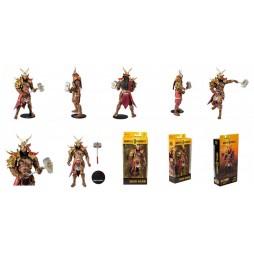 Video Games - Mortal Kombat - Action Figure - Shao Kahn 18 cm