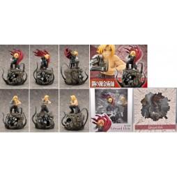 Fullmetal Alchemist Brotherhood - Kotobukiya ArtFX+ 1/8 scale Statue - Pro Painted Model - Edward Elric And Alphonse E