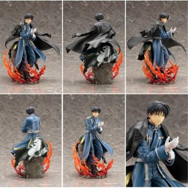 Fullmetal Alchemist Brotherhood - Kotobukiya ArtFX+ 1/8 scale Statue - Pro Painted Model - Roy Mustang