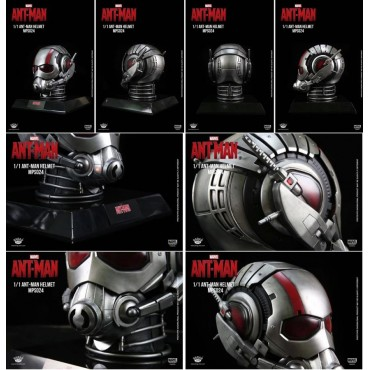 Marvel - Avengers - 1/1 SCALE - MPS024 - Ant Man Helmet - Elmo Di Ant-Man - Limited Edition by King Arts