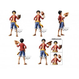 [PREORDER] One Piece - Grandista Nero - Monkey D. Luffy - Banpresto