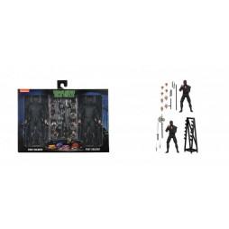 Teenage Mutant Ninja Turtles - Shredder with Weapons - Action Figure 18 cm