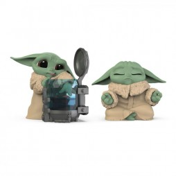Star Wars - Mandalorian - Bounty Collection Figure 2-Pack - The Child Curious Child & Meditation