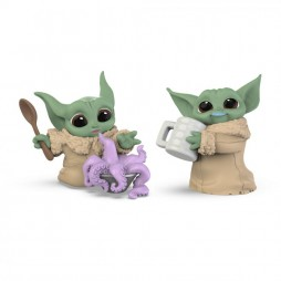 Star Wars - Mandalorian - Bounty Collection Figure 2-Pack - The Child Tentacle Soup & Milk