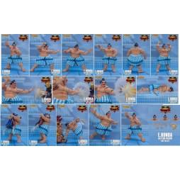 Street Fighter V - Champion Edition Action Figure - 1/12 scale - E. Honda Nostalgia Costume - 18 cm