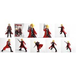 Fullmetal Alchemist Brotherhood - Edward Elric - BST AXN - The Loyal Subjects - Action Figure