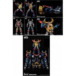 DFS071 - Daiku Maryu Gaiking - Gaiking Il Robot Guerriero - Gaiking King Arts
