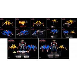 KSS016 - Goldrake - Ufo Robot Grendizer - Grendizer Drill Spazer & Marine Spazer Set King Arts