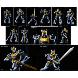DFS073 - Mazinger Z Impact - Shin Mazinger - God Mazinger King Arts