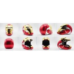 Marvel - Avengers Endgame - 1/1 SCALE Prop Replica - Iron Man Mark LXXXV Helmet - Elmo Iron Man