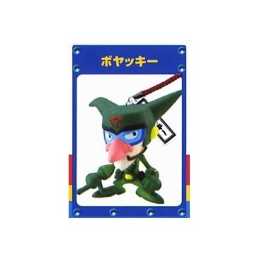 Yattaman - Strap - Yatterman Cell Phone Mascot Strap Set - Boyakki