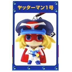 Yattaman - Strap - Yatterman Cell Phone Mascot Strap Set - Ganchan