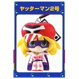 Yattaman - Strap - Yatterman Cell Phone Mascot Strap Set - Janet