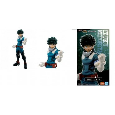 Boku no Hero Academia - My hero Academia - Ichibansho PVC Statue - Masterlise - Izuku Midoriya - Figure - BANDAI