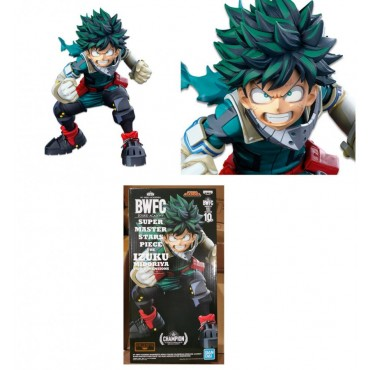 My Hero Academia - Boku no Hero Akademia - Banpresto World Figure Colosseum 10th Ann - Zoukei Academy - Super Master Sta