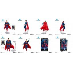 DC Comics - DC Multiverse Action Figure - DC Rebirth - Action Comics #1000 Superman 18 cm
