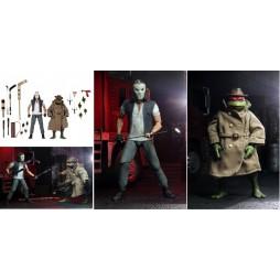 Teenage Mutant Ninja Turtles - Casey Jones & Raphael in Disguise - Action Figure 18 cm