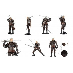The Witcher - McFarlane Toys - Geralt of Rivia - 18 cm