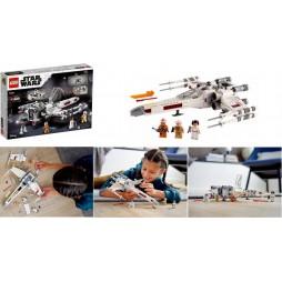 LEGO - Star Wars - Luke Skywalker\'s - X-Wing Fighter 75301 - X-Wing Fighter di Luke Skywalker