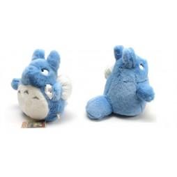 Il mio Vicino Totoro Plush - My Neighbour Totoro - Blue Totoro Friend With Sack - Peluche 25 cm