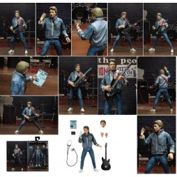 Back To The Future Part 1 - Ritorno Al Futuro 1 - Ultimate Marty Audition Outfit Action Figure by Neca