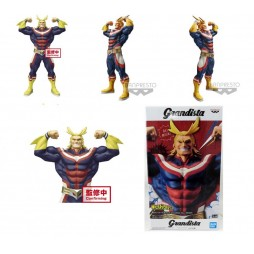 My Hero Academia - Boku no Hero Akademia - Grandista - All Might Manga Dimensions Color - Figure 28 cm