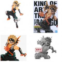 My Hero Academia - Boku No Hero Akademia - King Of Artist: Katsuki Bakugo