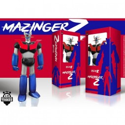Mazinger Z - Jumbo Marmit 60 cm By HL PRO Multiplayer Things - Mazinger Z Weathered Vers. - Limited 1000pcs/World