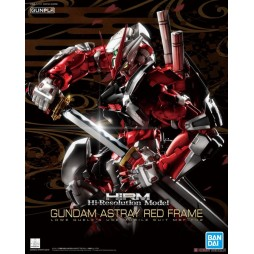 MG Master Grade - HiRM - Gundam Astray Red Frame - Lowe Guele\'s Use Mobile Suit MBF-P02 Limited ed. 1/100