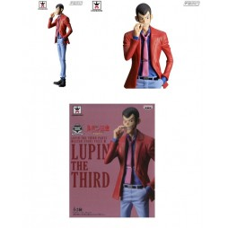 Lupin The 3rd - Lupin III - Master Stars Piece - Part 5 3 S2 - Lupin III Giacca Rossa