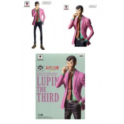 Lupin The 3rd - Lupin III - Master Stars Piece - Part 5 4 S3 - Lupin III Giacca Rosa