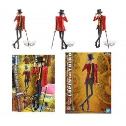 Lupin The 3rd - Lupin III - Master Stars Piece - The First S2 - Lupin III Giacca Rossa