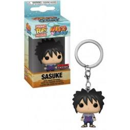 Pocket POP! Animation - Naruto Shippuden - Sasuke Uchiha - Vinyl Figure Keychain - Special Limited Edition