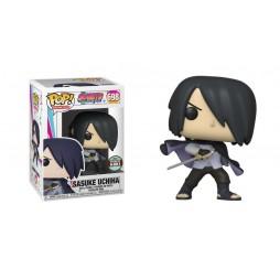 POP!Animation 698 Boruto Naruto New Generations - Sasuke Uchiha With Cape No Arm Speciality Series Limited Edition Viny