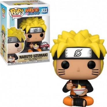 POP!Animation 823 Naruto Shippuden - Naruto Uzumaki (With Noodles) Special Limited Edition Vinyl Figure