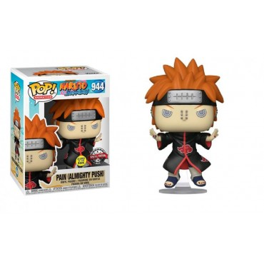 POP!Animation 944 Naruto Shippuden - Pain Shinra Tensei (Almighty Push) Glow in The Dark Special Limited Edition Vinyl