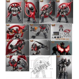 CCS Toys Die Cast - Shin Mazinger ZERO vs. Great General of Darkness - Shin Mazinger Zero