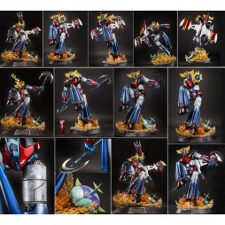Goldrake - Ufo Robot Grendizer - Tsume Art HQS Statue - 1/4 Scale - Ufo Robot Grendizer With Double Spazer - Ultra Colle