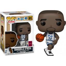 POP! Basketball 81 NBA Shaquille O\'Neil (Orlando Magic) Home Jersey Vinyl Figure