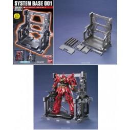 Bandai - Plastic Kit - EXP003 System Base 001 - Gunmetal