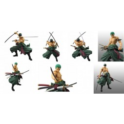 MegaHouse - Variable Action Heroes - One Piece - Roronoa Zoro Renewal - Action Figure