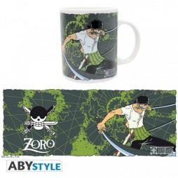 One Piece - Tazza- Mug Cup - Zoro